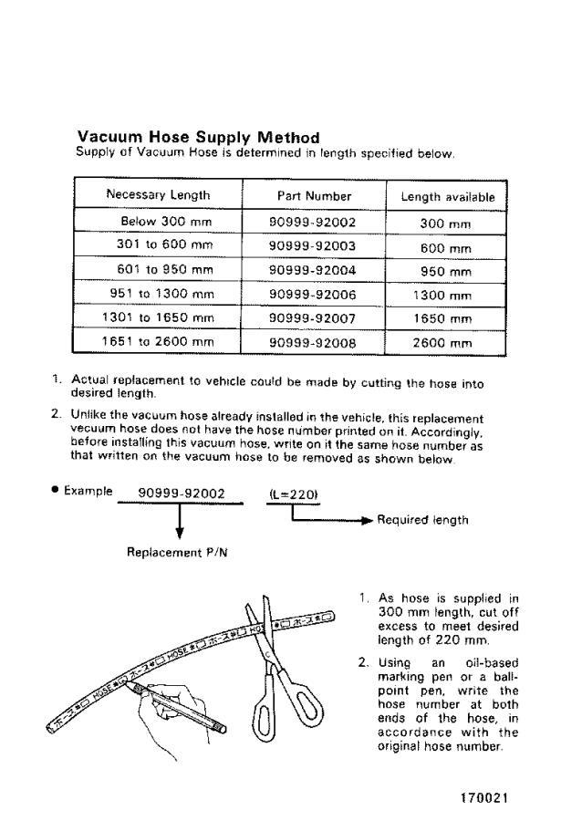 Lexus Lx 470 Valve Assembly  Air Control  Engine