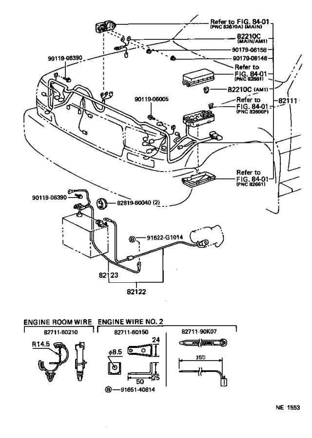Lexus Lx 450 Diode  List  Pole  Luggauge