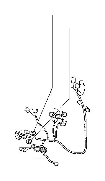 lexus rx 400h wire  floor  no  3  discharge  headlamp