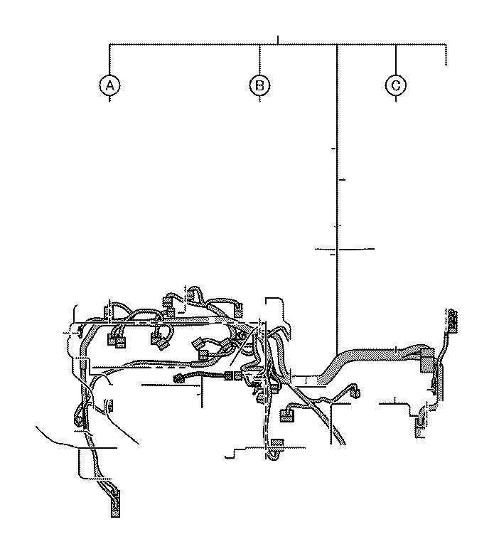 Lexus Nx 300h Wire  Sensor  Engine  Clamp  Cable