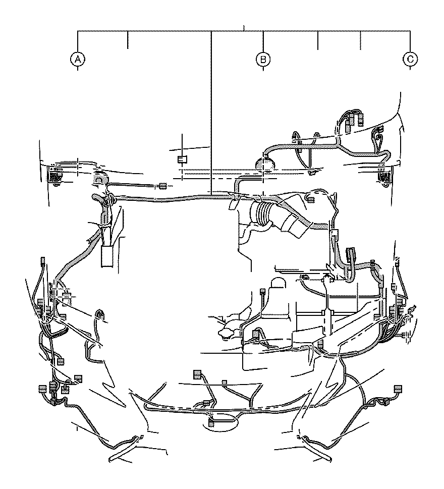 Lexus Es 300h Protector  Wiring Harness  No  1  Wiring