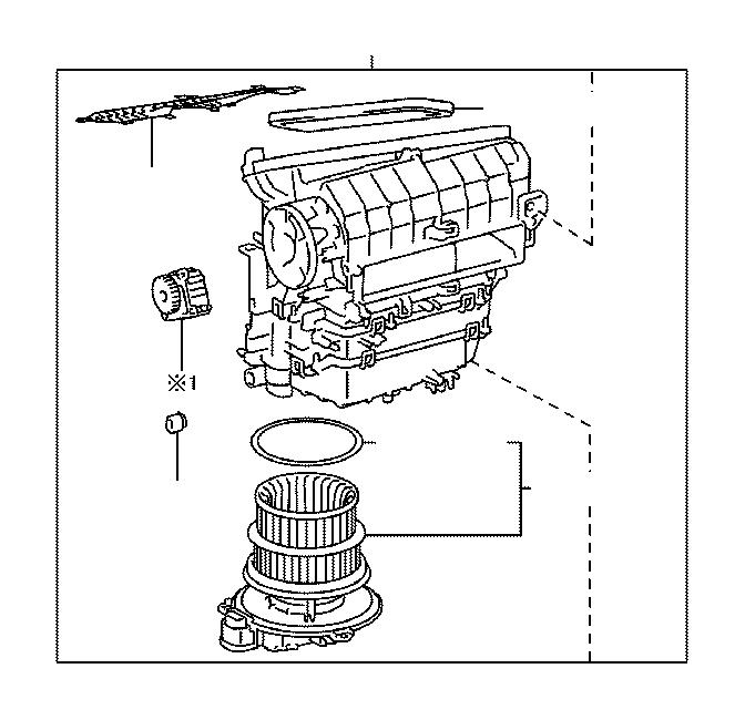 Lexus GS 350 Hose. Cooler Unit Drain, No. 1; Drain Cooler